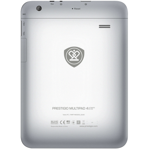 MultiPad 4 Ultimate 8.0 3G hatul